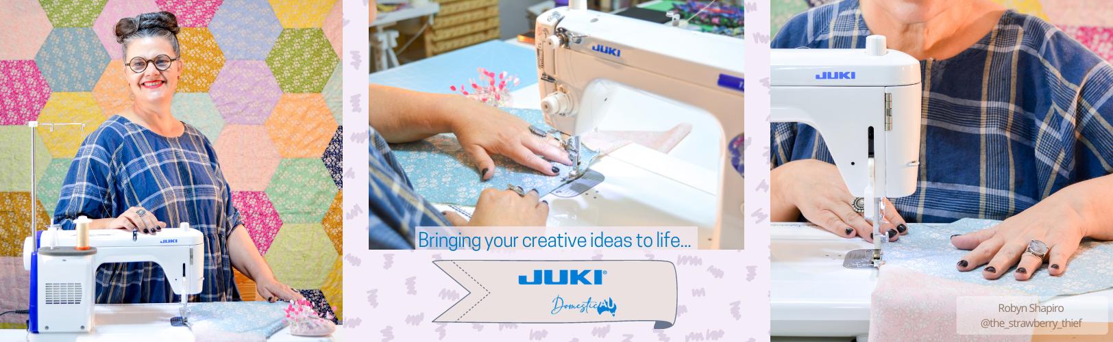 , JUKI Sewing Machines
